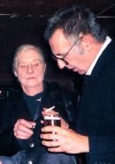 Joan & Malcolm Hardee