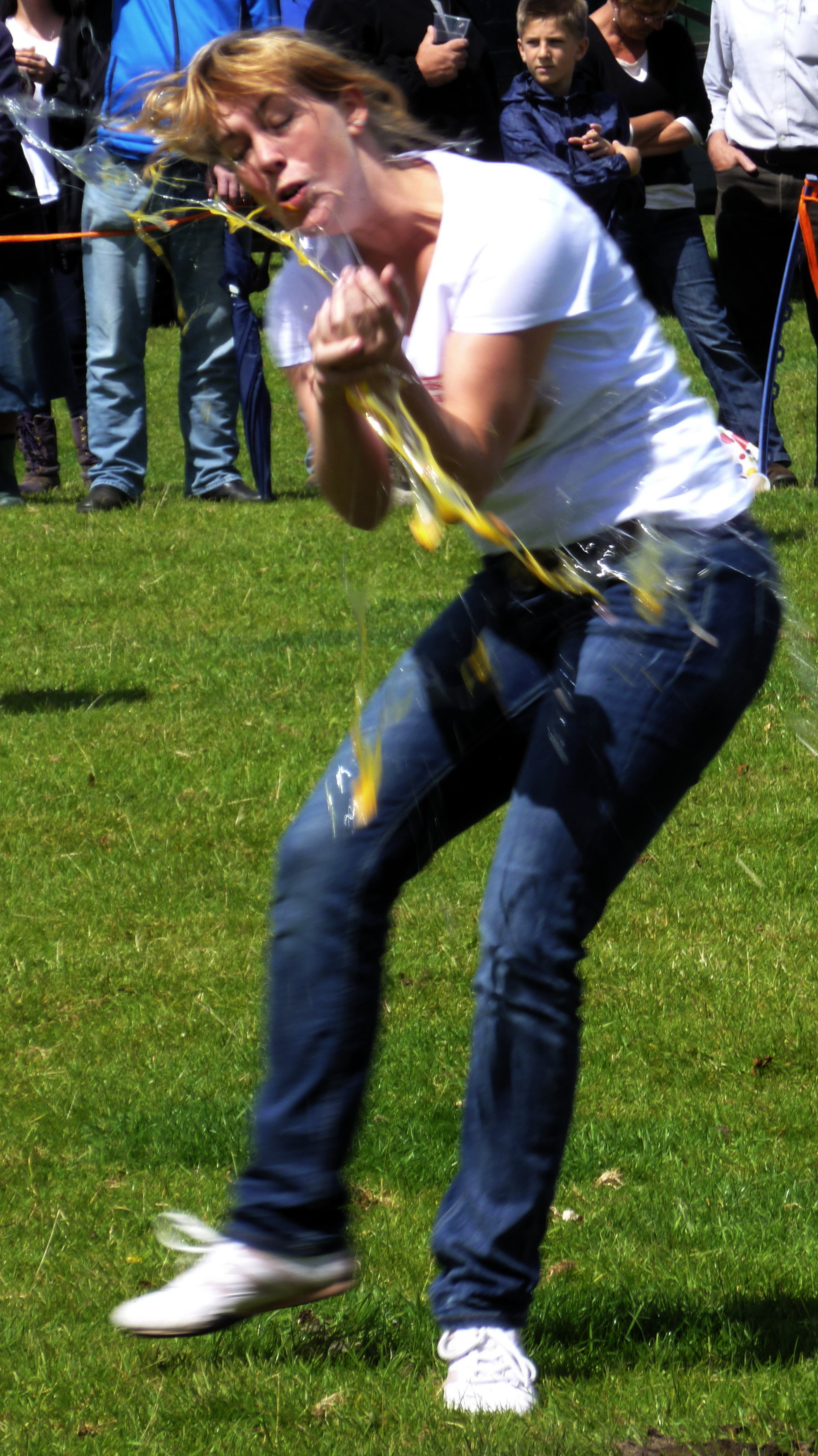 Egg Throwing (2)
