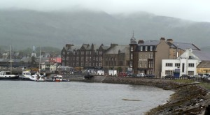 Campbeltown and the non-loch not made of whisky