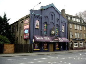 Up The Creek comedy club in 2009