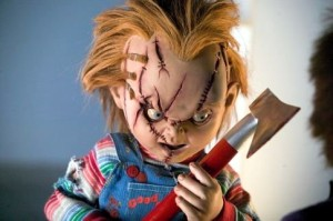 Chucky - no relation to the nun