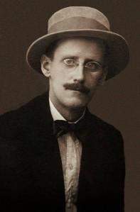 James Joyce in 1915