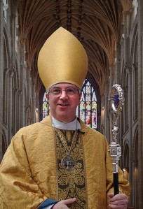 The Bishop of Norwich was in no way connected to the sheep