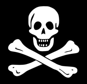Jolly Roger? Well, he thought he was