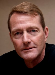 Jim Grant aka Lee Child, father of Reacher
