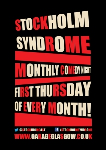 Poster for The Stockholm Syndrome
