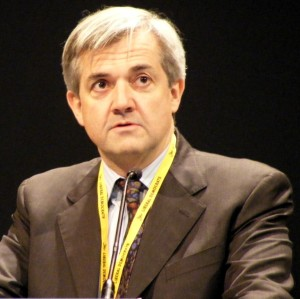 Chris Huhne, the man who snogged teenage Charmian