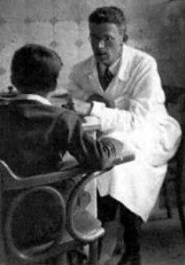 Hans Asperger in Vienna c 1940
