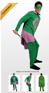 You too can buy a Mr Methane costume