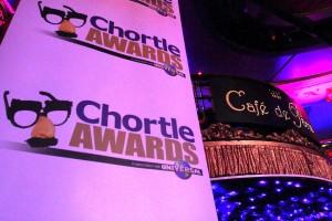The Chortle Awards at the Cafe de Paris, London