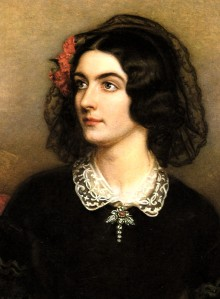 Lola Montez: possibly pursued by a one-legged man