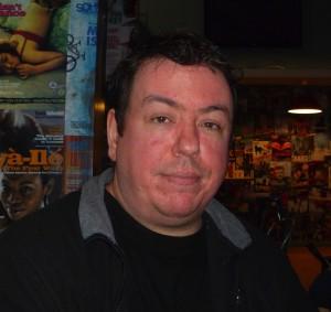 Matt Price in London last week