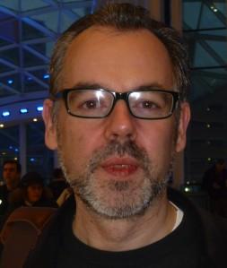 Steve Bennett, owner and editor of Chortle website