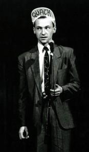 Alex Frackleton, back in 1989