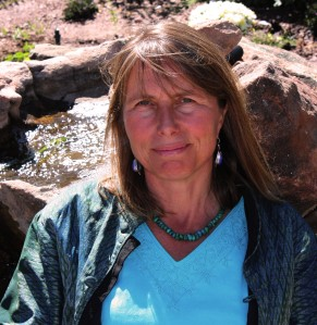 Bettina Goering - currently living in Santa Fe, USA