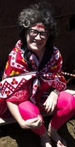 Mama Biashara's Kate Copstick