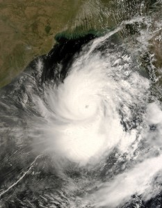 Cyclone Nargis in 2008 was Burma's worst natural disaster