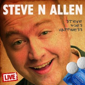 Steve N Allen - one of the acts Yanks seem keen on