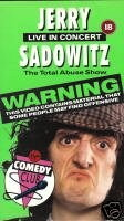 Jimmy like Total Abuse from Jerry Sadowitz