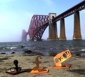 The Malcolm Hardee Awards by the Forth Bridge