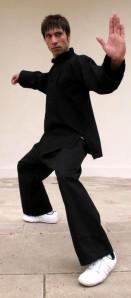Chet Jethwa - kung fu master