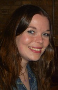 Juliette Burton: happy and positive