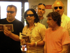 Marillion in 2007
