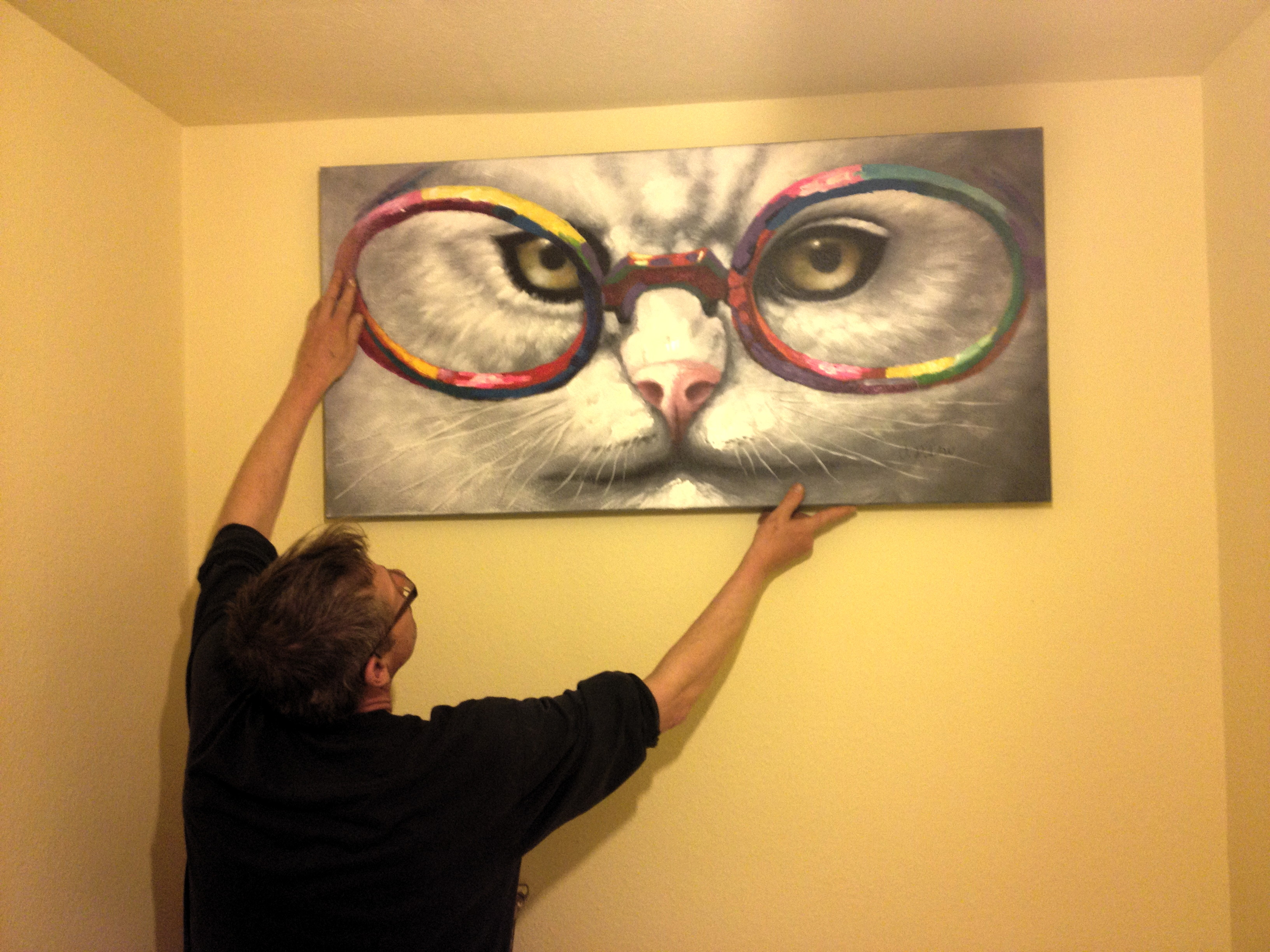 pussy painting