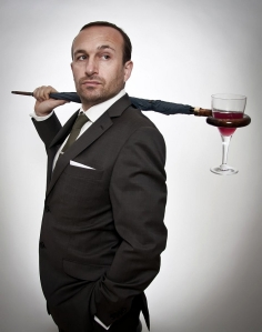 Mat Ricardo - the gentleman juggler of comedy