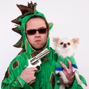 Piff The Magic Dragon with Piffles