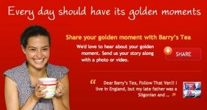 Barry's Tea - Ireland runs on it