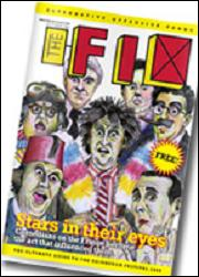 The Fix comedy magazine ran for four years