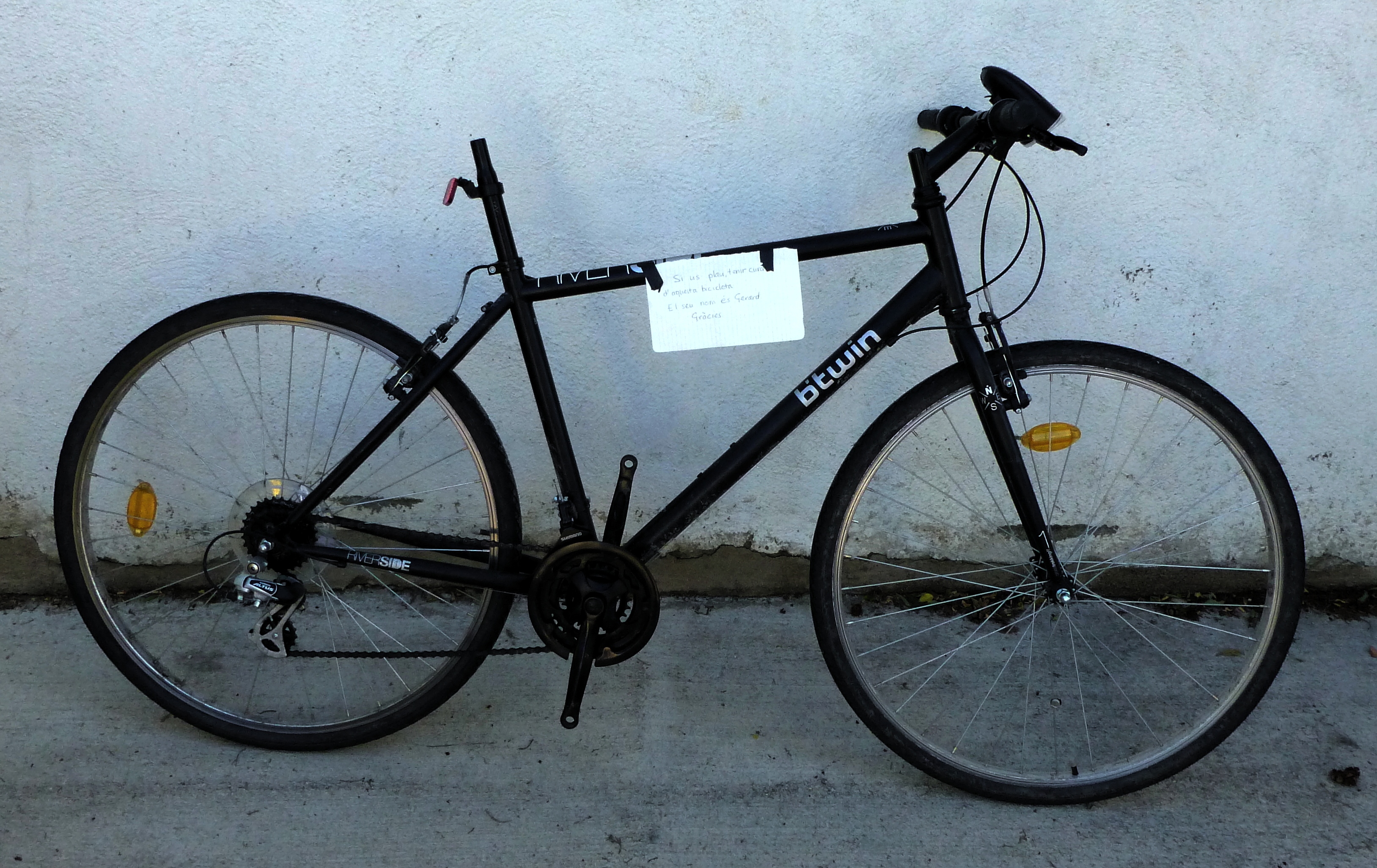 bicycle   SO IT GOES - John Fleming\'s blog