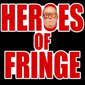 Random visual plug for my Fringe show