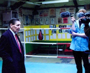Mad Frank interviewed at Repton Boys Club