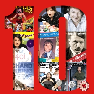 The free DVD for Richard Herring audiences
