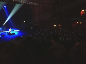 Rodriguez last night at the Hammersmith Apollo