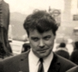 Teddy Smith in the 1960s, shortly before he did not die