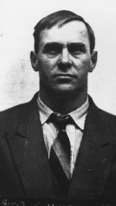George Cornell in a police photo