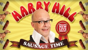 Harry Hill's Sausage Time became involved