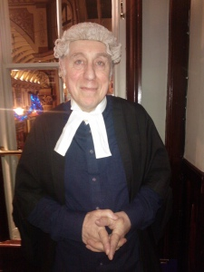 Judge Norman Lovett