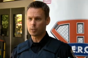 Vancouver cop Brian Montague