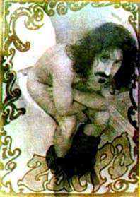 Frank Zappa or a crapper