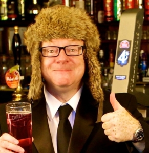 Brian Higgins - From Beer To Paternity last night