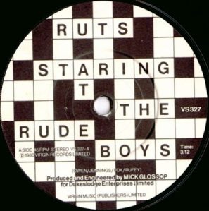 We'll Never Surrender! - The Ruts' Staring at The Rude Boys