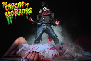 Circus of Horrors poster in the auction