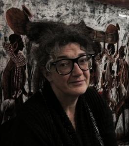 Copstick remembers her recent  trip to Kenya