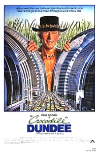 Crocodile Dundee inspired Lewis Schaffer