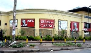 One rather glamorised view of Dagoretti Corner in Nairobi