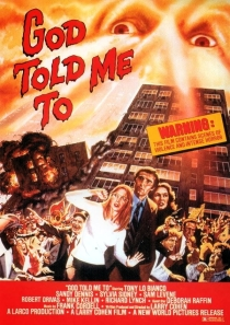 One of Larry Cohen's quirky masterpieces